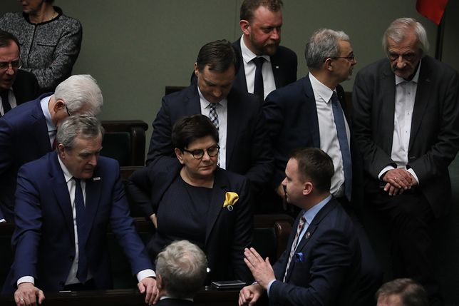 Do PE startuje m.in. Beata Szydło