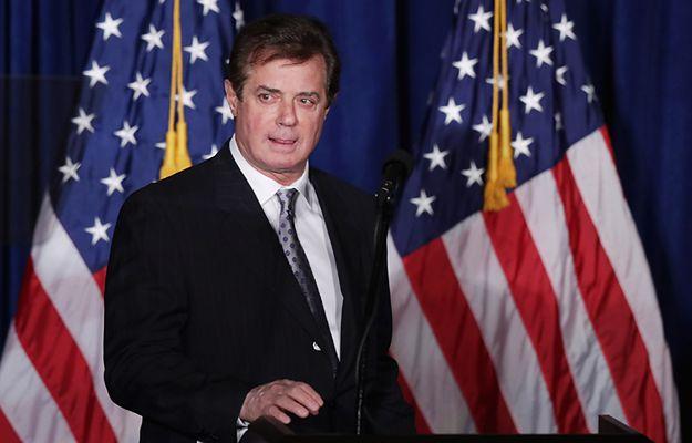 Szef sztabu Donalda Trumpa zaprzecza, że otrzymywał nielegalne wypłaty od Wiktora Janukowycza