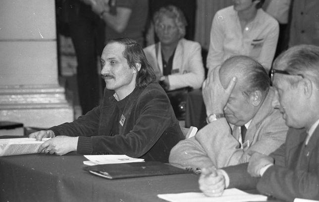 Antoni Macierewicz w 1981 r.