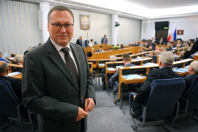 Grzegorz Bierecki, najbogatszy senator RP.