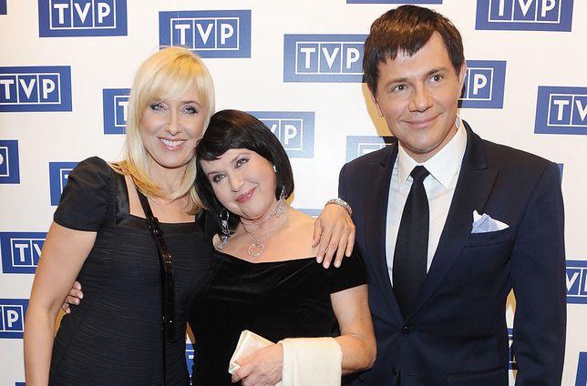 Agata Młynarska, Elżbieta Jaworowicz, Krzysztof Ibisz