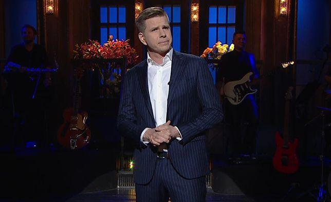 """Filip Chajzer był gospodarzem dziewiątego odcinka """"SNL Polska"""""""