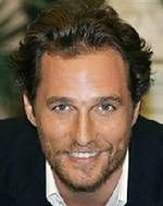 Zapracowany Matthew McConaughey