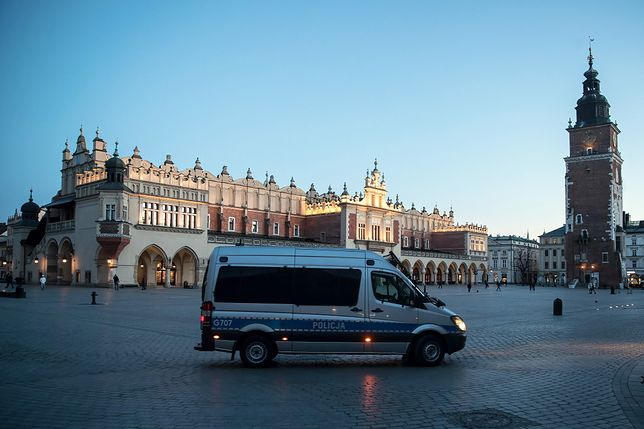 Koronawirus w Polsce. Nawet 8 lat więzienia za przerwanie kwarantanny