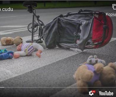 Katowice. Od tragedii do cudu. Akcja ku przestrodze śląskiej policji w przeddzień wakacji 2021