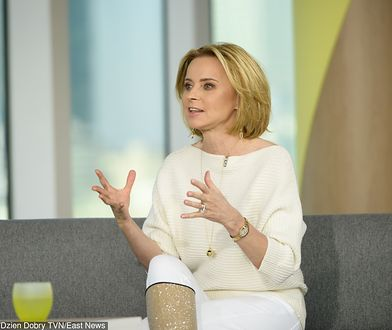 Jolanta Pieńkowska jest dziennikarką TVN, prywatnie żoną Leszka Czarneckiego.