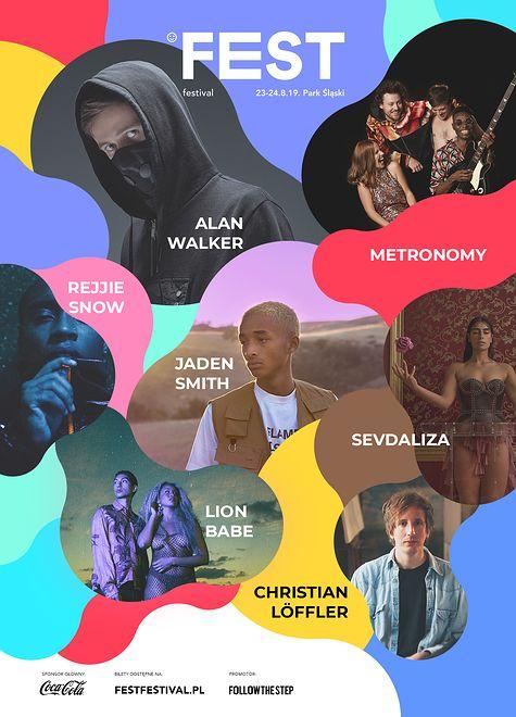 Pierwsza edycja Fest Festival odbędzie się w śląskim Chorzowie