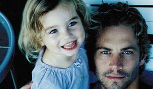 Paul Walker z córką