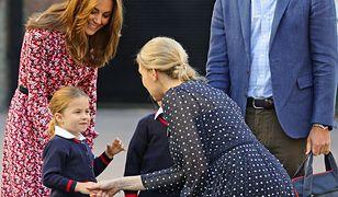 Księżniczka Charlotte wkrótce znów zasiądzie w szkolnej ławie