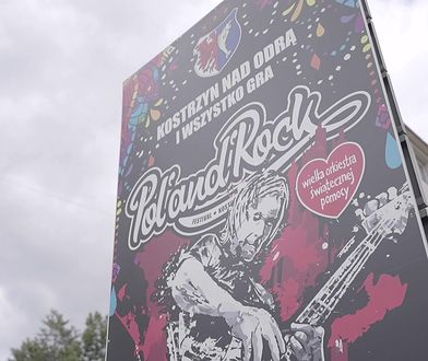 """Pol'and'Rock Festival 2020. Kostrzyn nad Odrą świeci pustkami. """"Serce się łamie"""""""