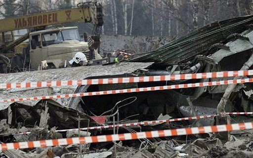 Zbadano ubrania ofiar katastrofy - co stwierdzili biegli?