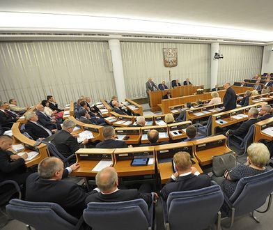 Ustawa o Sądzie Najwyższym w Senacie