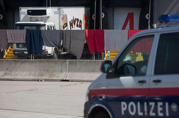 Niedawno w Austrii odnaleziono ciężarówkę z ciałami uchodźców