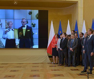 Prezentacja rządowego spotu o Polsce w Unii Europejskiej