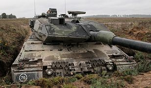 Czołgi nie mają odpowiednich warunków w podwarszawskiej bazie