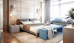 Oświetlenie sypialni dopełni wygląd pomieszczenia, nadając mu charakteru
