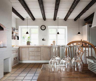 Kuchnia w stylu rustykalnym to hit we współczesnych domach i mieszkaniach