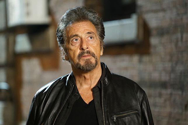 W rolę emerytowanego policjanta wcielił się weteran kina,  Al Pacino
