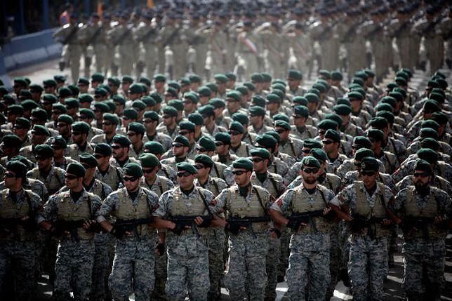 Defilada wojskowa w Teheranie