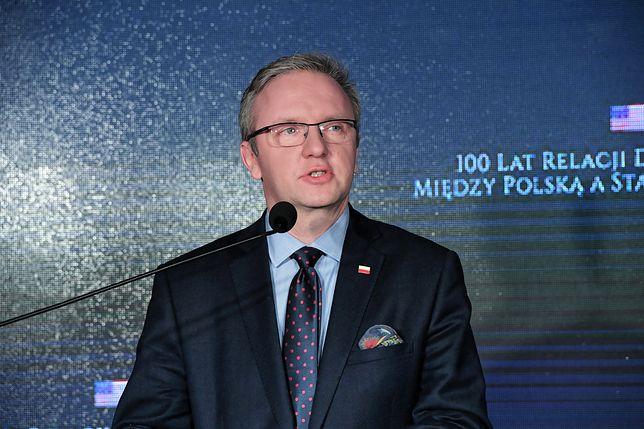 Krzysztof Szczerski przeprosił za swoje słowa o nauczycielach i celibacie