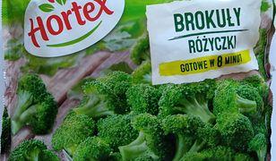 GIS opublikował zdjęcie paczki brokułów, których dotyczy problem.