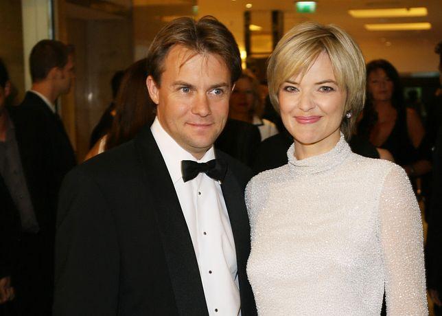 Jamie Malcolm i Monika Zamachowska