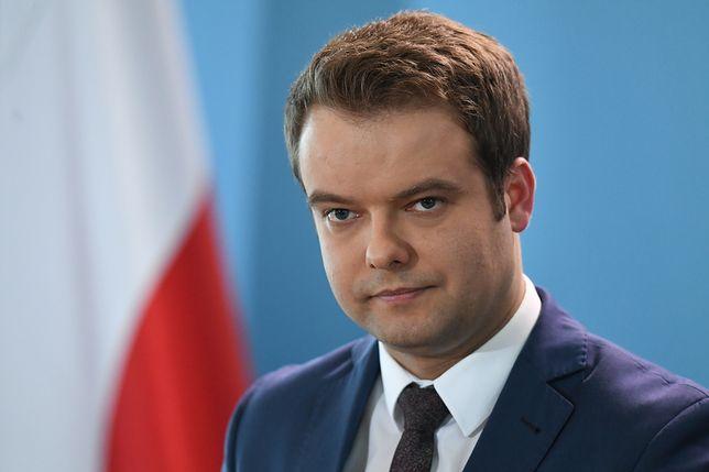Rafał Bochenek jest szefem marketingu w PGNiG.