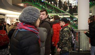 Przed świętami galerie handlowe przeżywają prawdziwe oblężenie