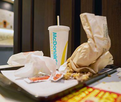 Pracownik McDonald's zdradza, czego lepiej nie zamawiać
