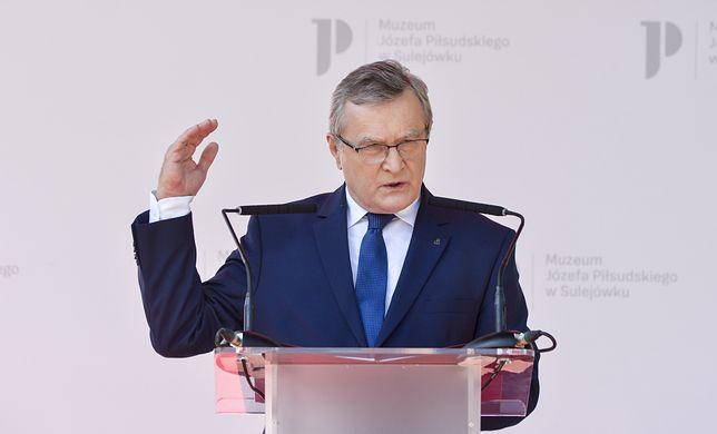 Minister Kultury, Dziedzictwa Narodowego i Sportu Piotr Gliński