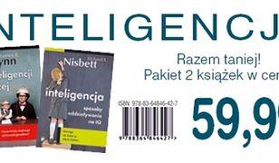 """INTELIGENCJA Pakiet. """"Inteligencja"""" i """"O inteligencji inaczej"""""""