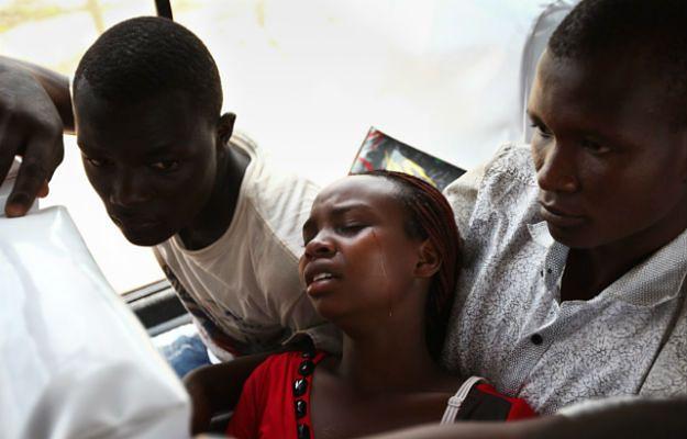 Zamach na uniwersytet w Kenii