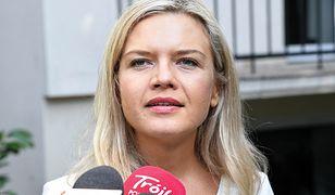 Małgorzata Wassermann przekazała, że po ewentualnej wygranej w wyborach od razu zrezygnuje z zasiadania w komisji