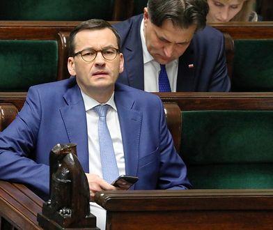 Kolegium Sędziów Sądu Apelacyjnego w Katowicach zarzuca premierowi Mateuszowi Morawieckiemu pomówienia