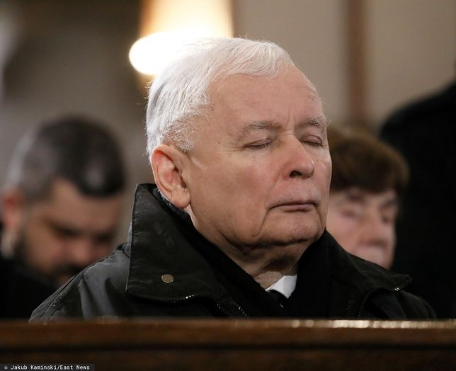 Jarosław Kaczyński zabrał głos w sprawie koronawirusa i wyborów prezydenckich 2020.