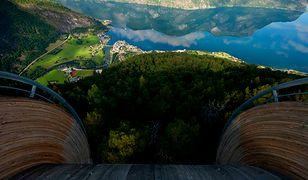 Stegastein - najpiękniejsza platforma widokowa w Europie