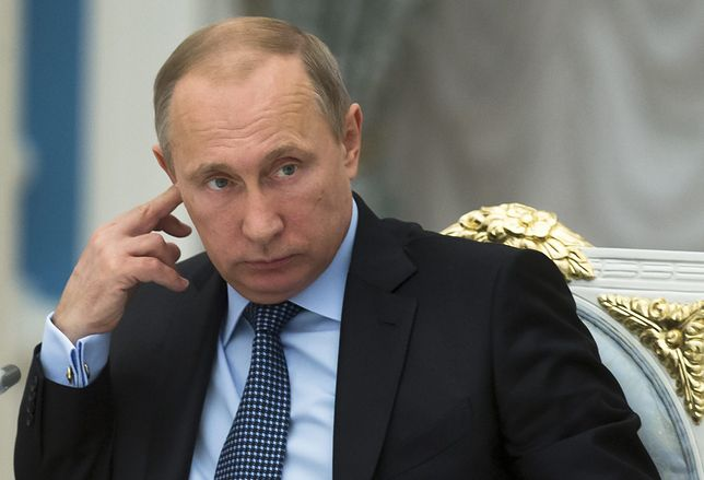 Władimir Putin uważany jest za najbogatszego człowieka na świecie