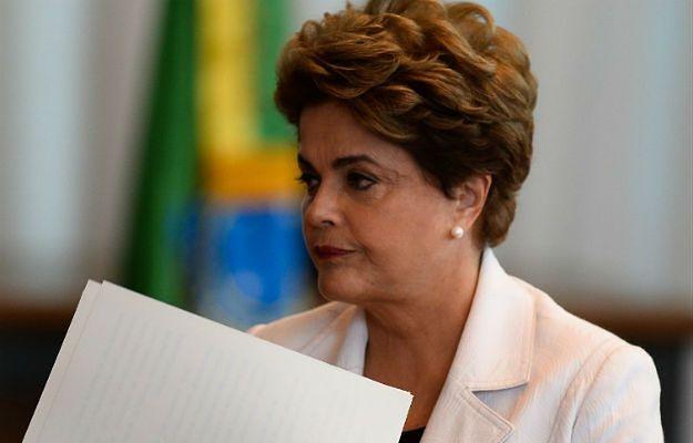 Dilma Rousseff odsunięta od władzy. Nowy prezydent zostanie zaprzysiężony jeszcze w środę