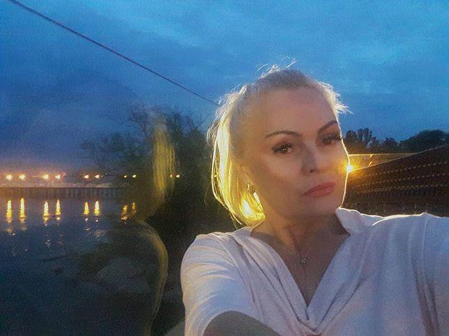 Selfie Moniki Banasiak