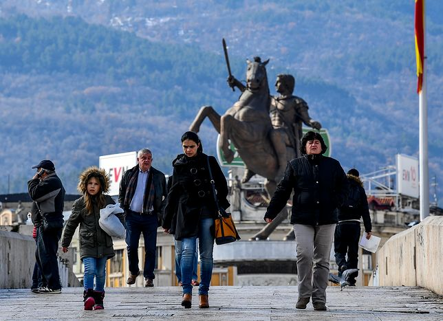 Unia Europejska pewna zakończenia sporu o nazwę Macedonii. Decyzja w tym roku