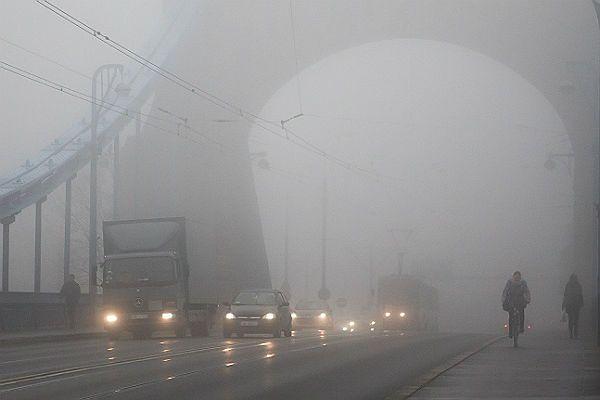 IMGW alarmuje: mgła pojawi się wieczorem