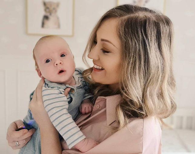 Claire Hilton-Ellison z synkiem