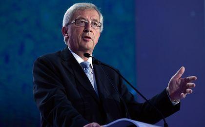 Juncker: Euro wcale nie dzieli Europy, ono ją chroni