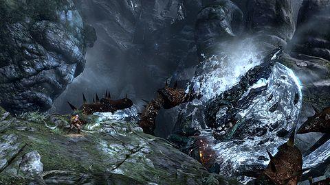 God of War 3: pierwsze 10 minut