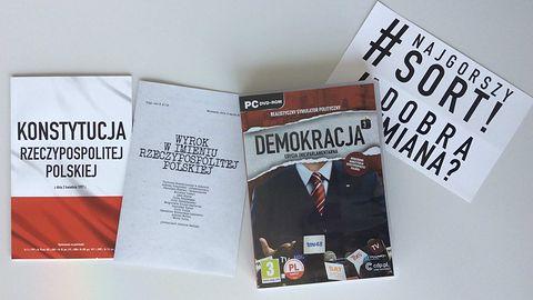 Nie wiem czy Demokracja 3 to dobra gra, ale polskie wydanie ma bezbłędne