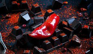 Czekolada z chili będzie dobrym pomysłem na prezent