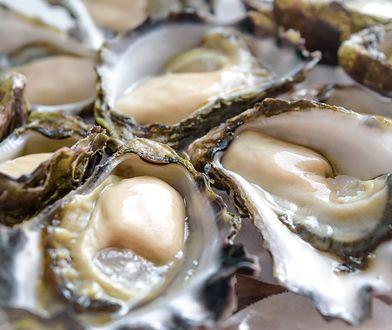 Co roku na francuskie stoły trafia blisko 100 tys. ton ostryg