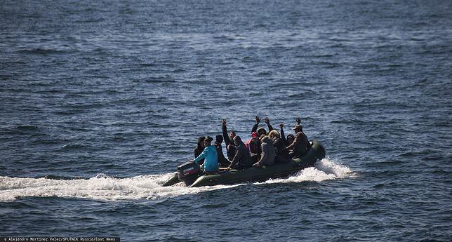 Hiszpania. Czarna seria wypadków z udziałem imigrantów, akcja służb (zdjęcie ilustracyjne)