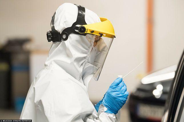 Wykryto nowe, niebezpieczne odmiany brytyjskiego wariantu koronawirusa na Ukrainie