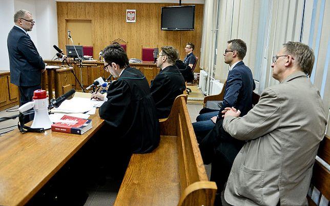 Sąd: dziennikarze zatrzymani w PKW uniewinnieni